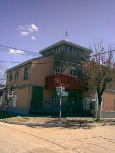 Les premiers émigrés savoyards à San José.