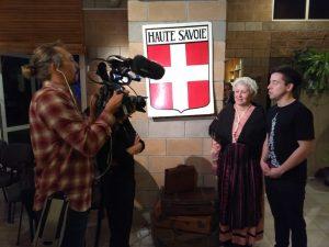 L'histoire des émigrés savoyards en Argentine sur TF1