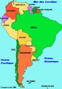 Read more about the article C'est où l'Argentine ?