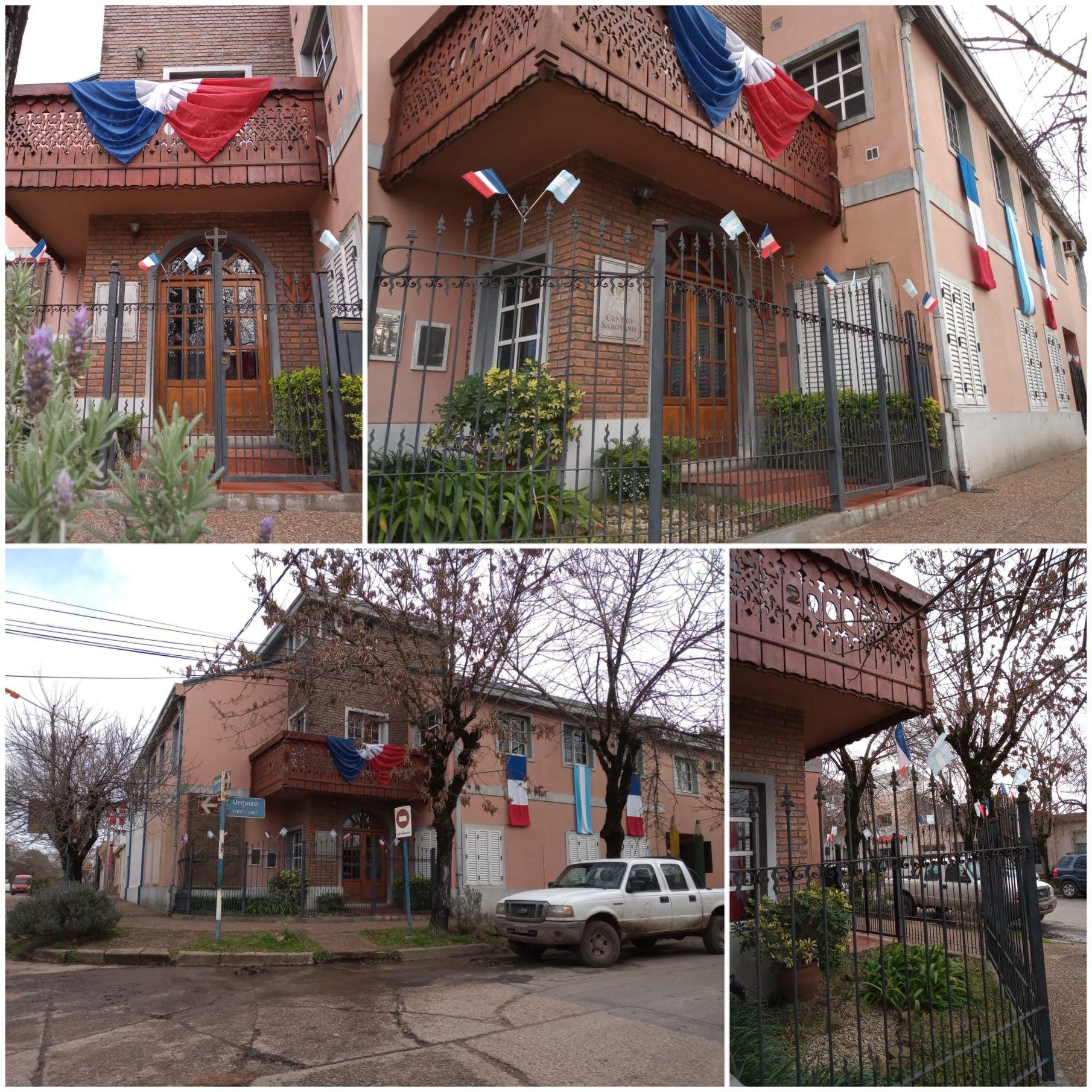 Le Centre culturel de San José en images (d'autrefois!)