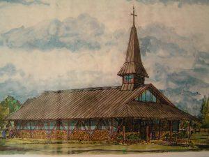 La belle histoire de la chapelle Saint François de Salle